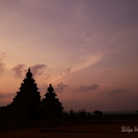 The Shore Temple of Mahabalipuram